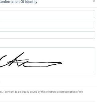 CRM signature électronique