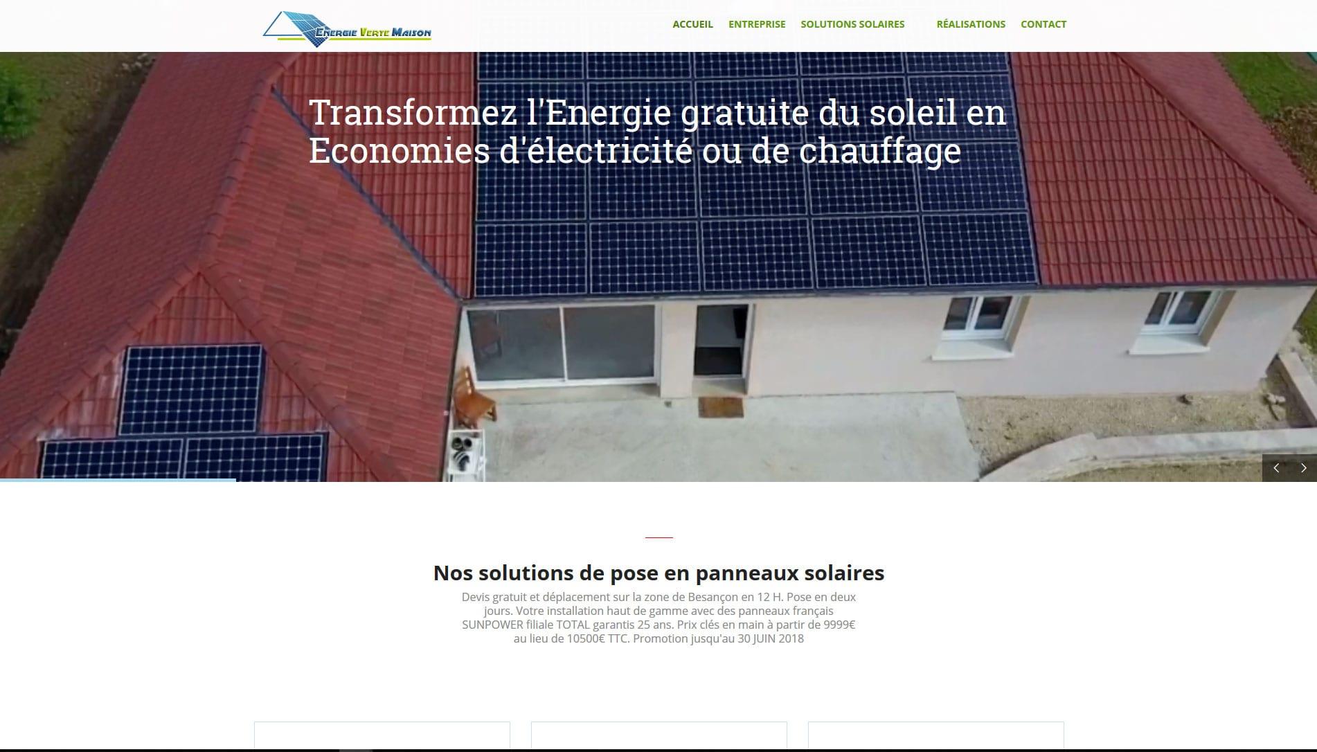 Énergie Verte Maison