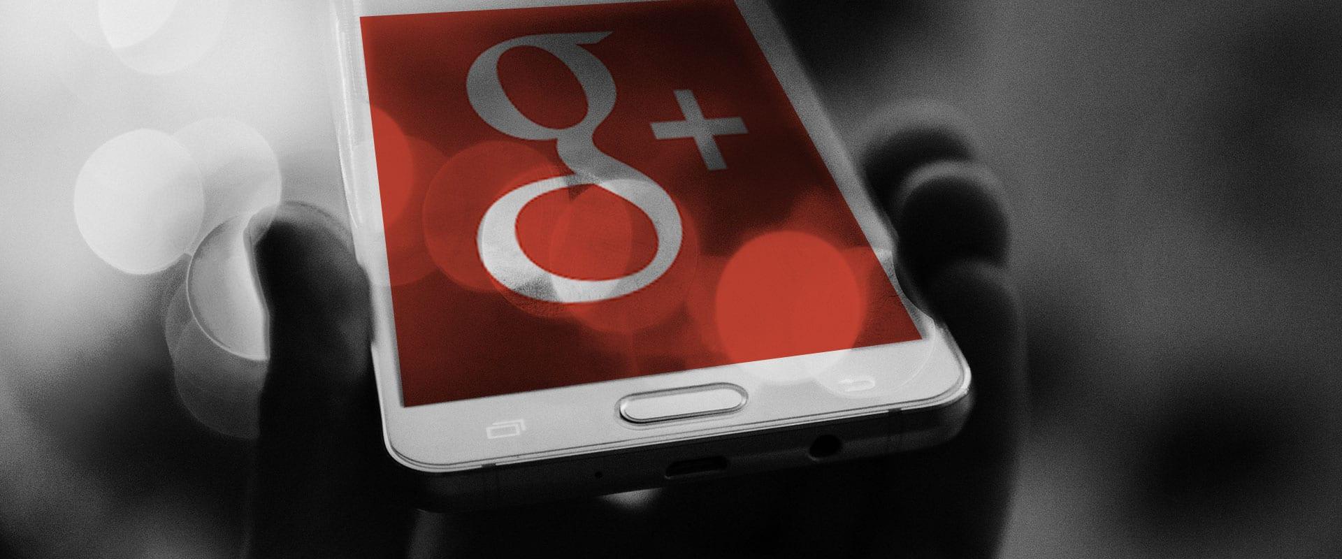 Réseau Social Google PLus